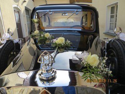 Hochzeitsauto mieten | Maybach Pullman Limousine Baujahr 1937